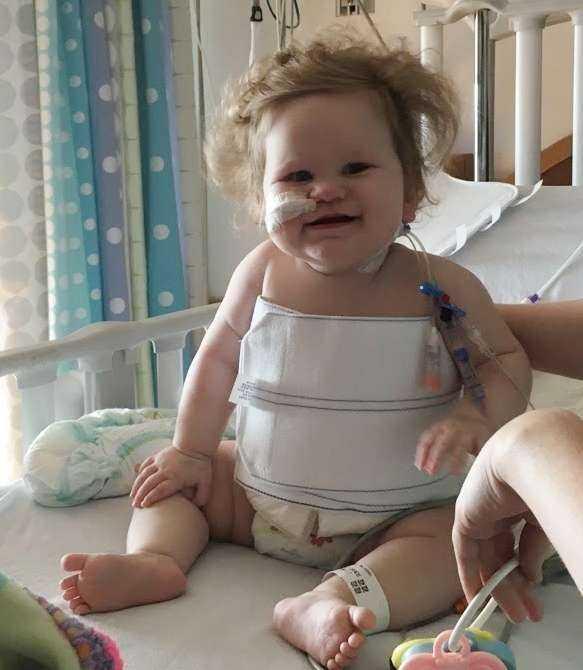 Children's Organ Transplant Association > COTA for Annabelle